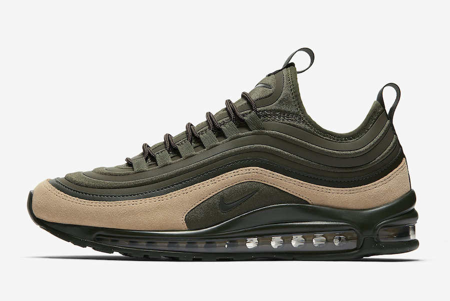 Nike Air Max 97 Ultra Cargo Khaki 924452-300