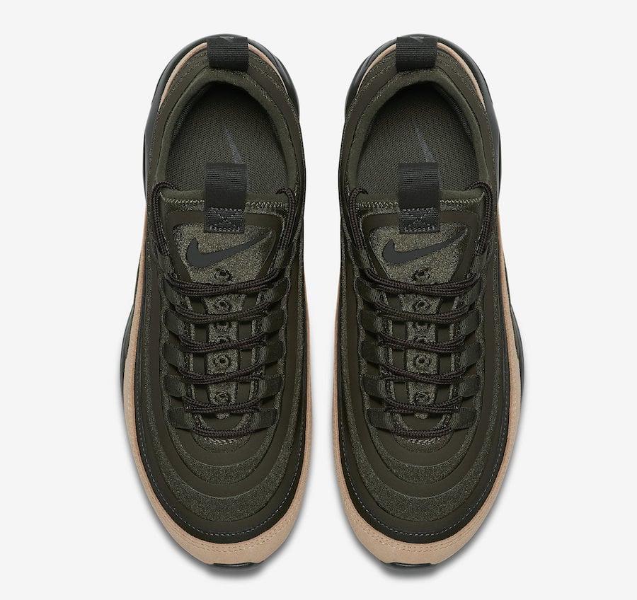 the latest 5da59 65828 Nike Air Max 97 Ultra Cargo Khaki 924452-300 | SneakerFiles