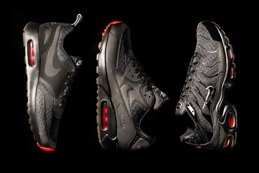 Nike Air Max Ninja Pack
