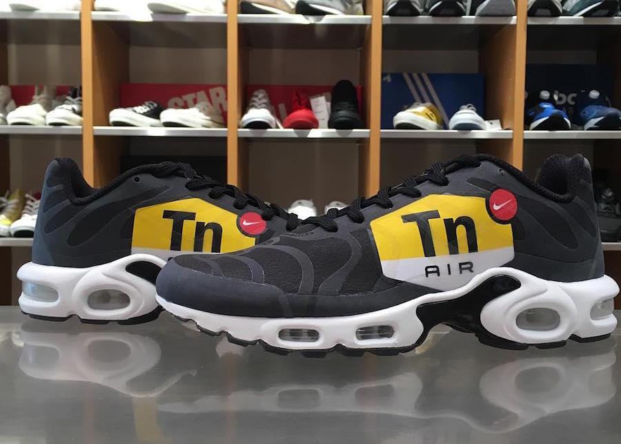 Nike Air Max Plus NS GPX Tn AIR AJ0877-001