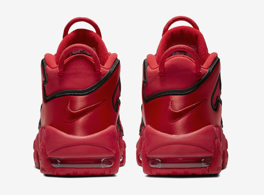 Nike Air More Uptempo Chicago Release Date
