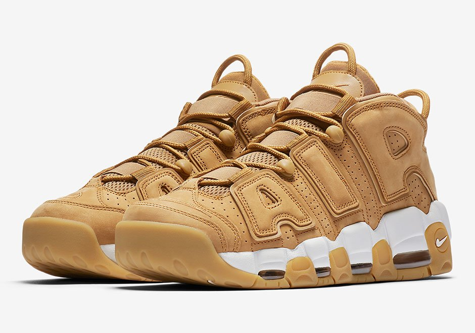 Nike Air More Uptempo Flax AA4060-200