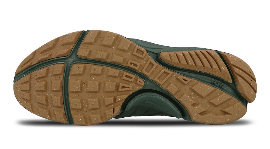 Nike Air Presto Mid Utility Vintage Green AA0674-300