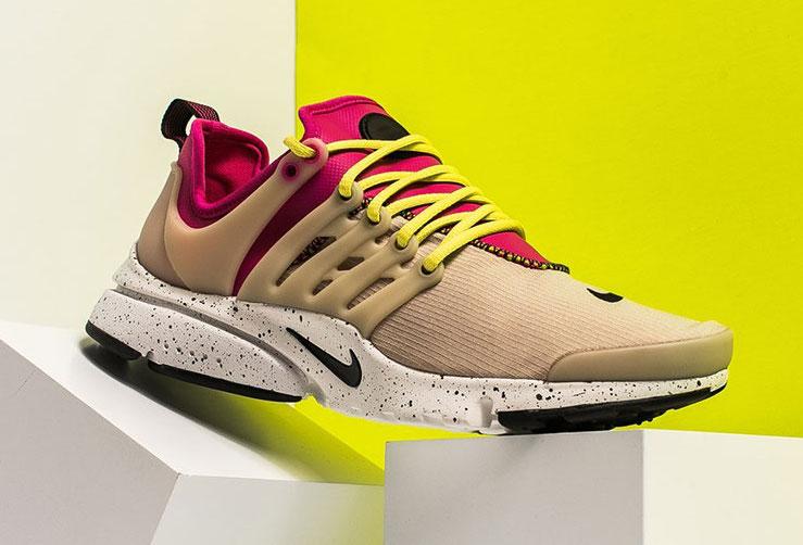 Nike Air Presto Mushroom Deadly Pink