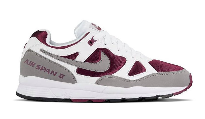 Nike Air Span Retro 2018 Bordeaux
