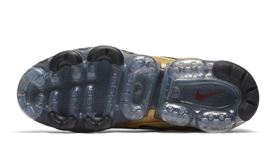 Nike Air VaporMax 97 Metallic Gold AJ7291-700