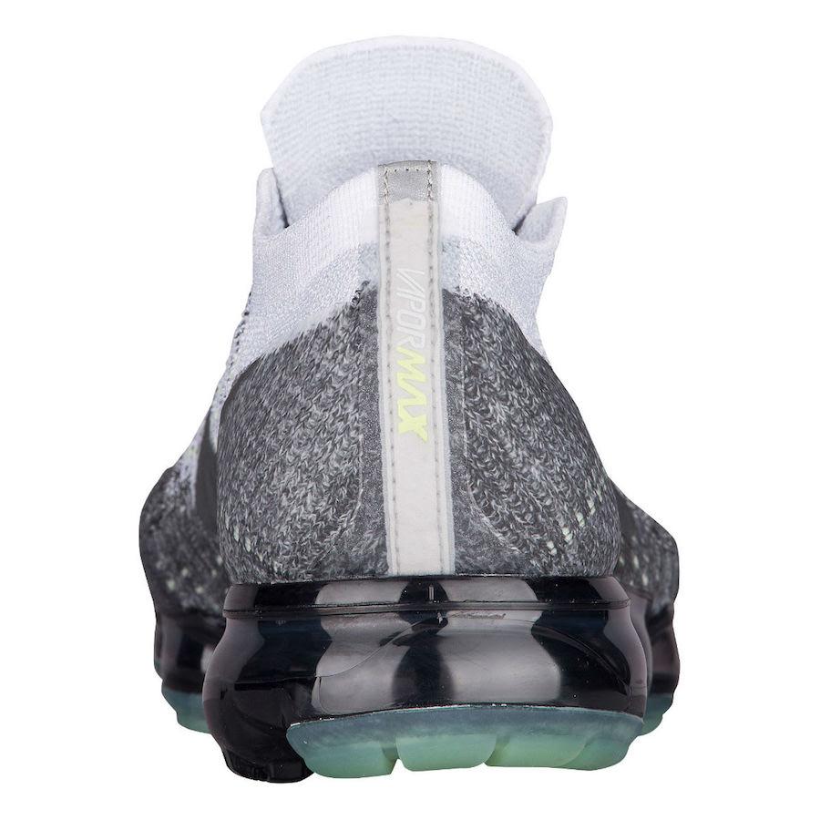 san francisco caa22 2a4c6 Nike Air VaporMax Heritage Neon Pack Pure Platinum White Dark Grey  922915-002