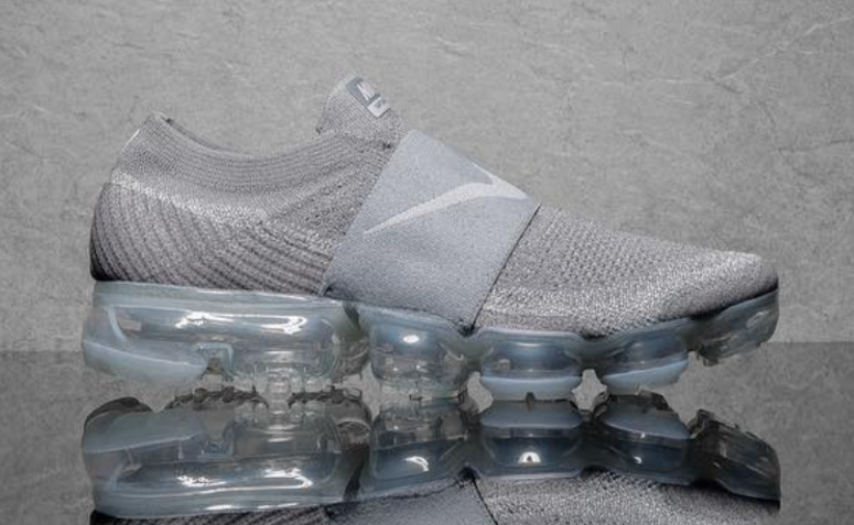 Nike Air VaporMax Strap Grey
