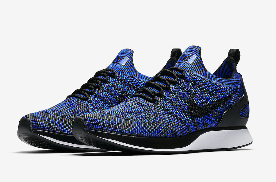 Nike Air Zoom Mariah Flyknit Racer Racer Blue