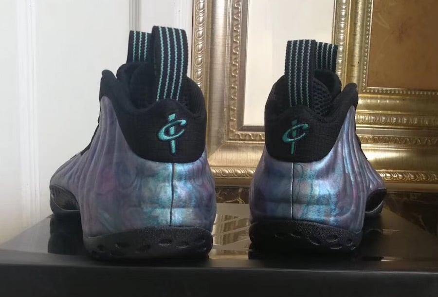 Nike Foamposite One Abalone Release Date