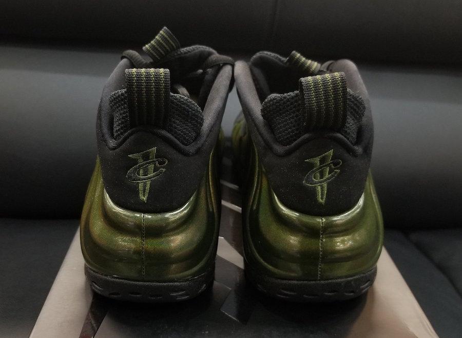 Nike Foamposite One Legion Green 314996-301
