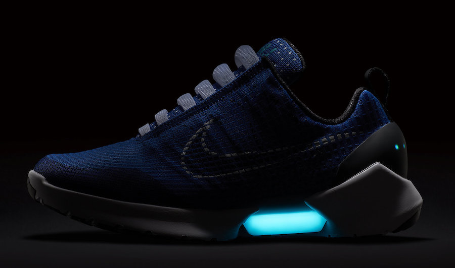 Nike HyperAdapt 1.0 Tinker Blue 843871-400