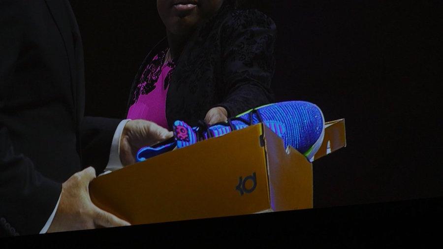 Nike KD 10 Doernbecher Amyiah Robinson