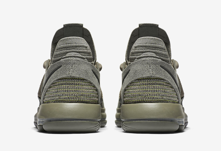 Nike KD 10 Veterans Day Dark Stucco 897817-002