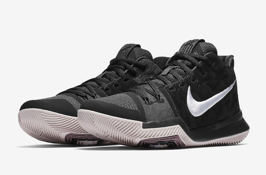 timeless design 1cb0d 6c7eb Nike Kyrie 3 Silt Red Release Date