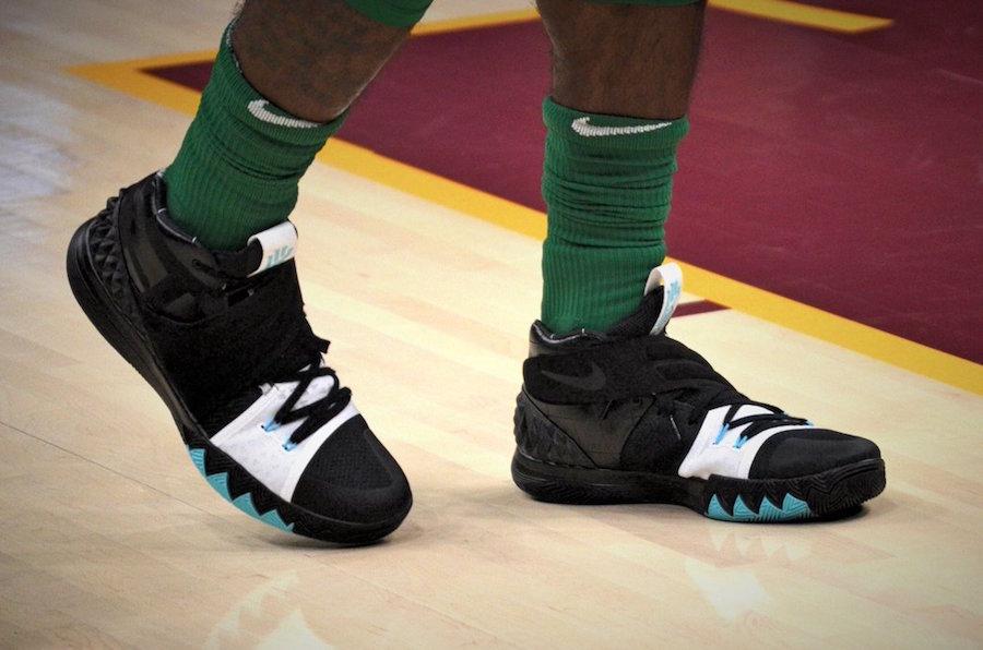 Nike Kyrie Hybrid Celtics Shoe