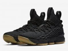Nike LeBron 15 Black Gum 897648-300 Release Date