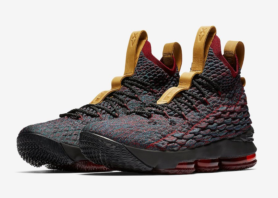 Nike LeBron 15 New Heights 897648-300