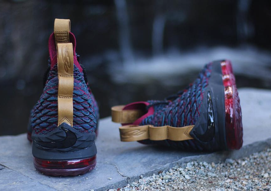 Nike LeBron 15 New Heights Release Date