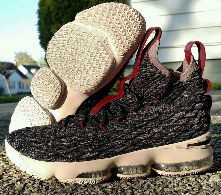 Nike LeBron 15 Pride of Ohio 897648-003