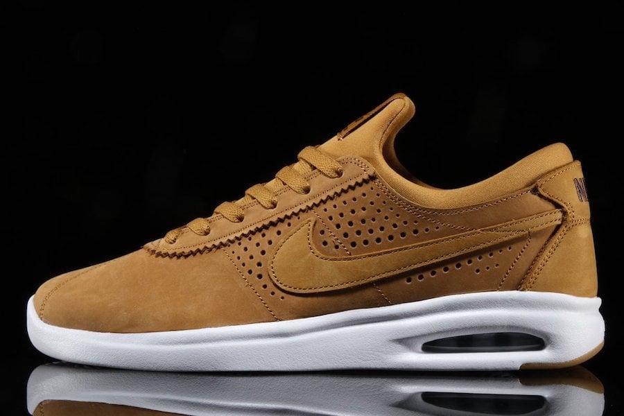 Nike SB Air Max Bruin Vapor Wheat 923111-772 | SneakerFiles