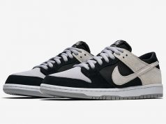 Nike SB Dunk Low Black Wolf Grey