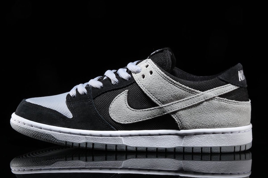 Nike SB Dunk Low Wolf Grey 854866-001