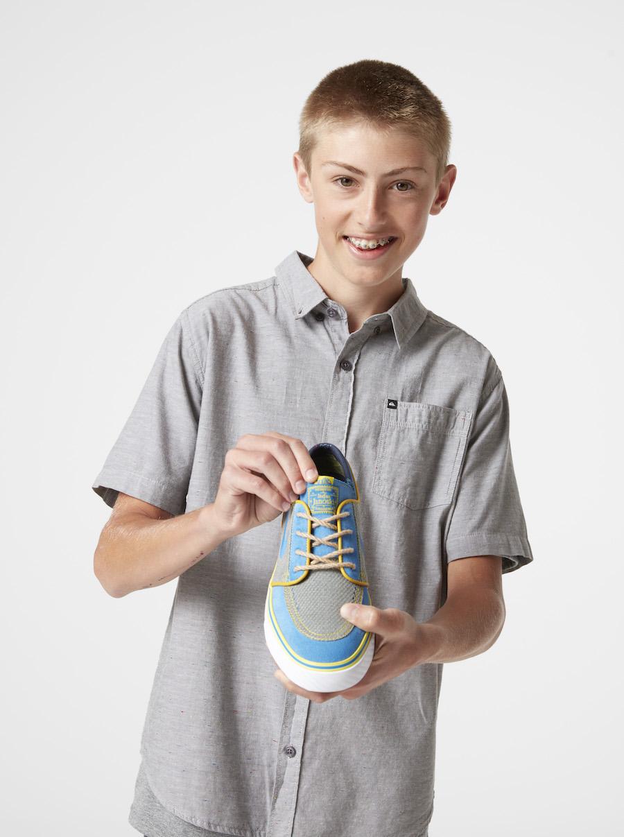 Nike SB Stefan Janoski Doernbecher Tylan Hibbard