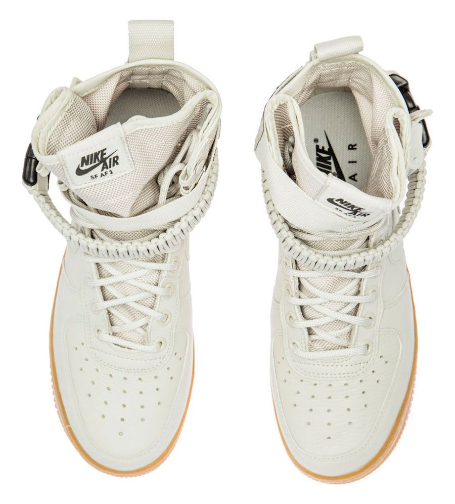Nike SF-AF1 Light Bone Gum Release Date