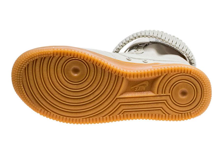 Nike SF-AF1 Light Bone Gum Release Date