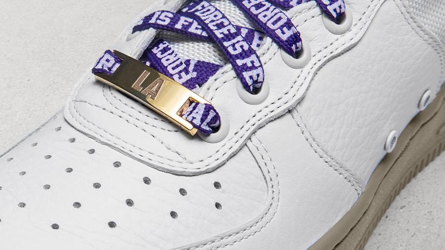 Nike SF-AF1 Mid LA Los Angeles Release Date