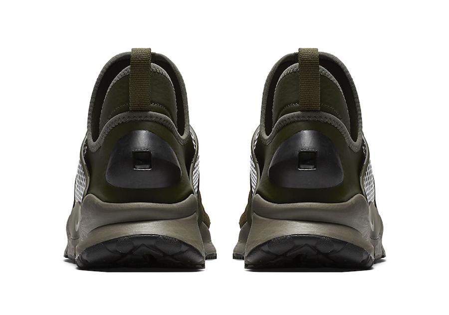 Nike Sock Dart Mid Olive