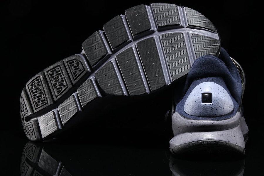 Nike Sock Dart Obsidian Glacier Grey 911404-402