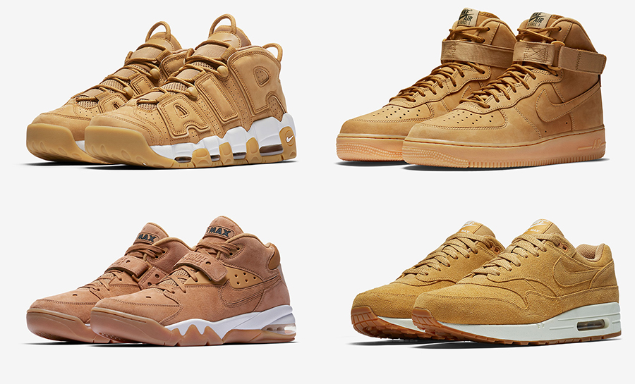 newest 675ec 8c418 Nike Sportswear Flax Collection Release Date
