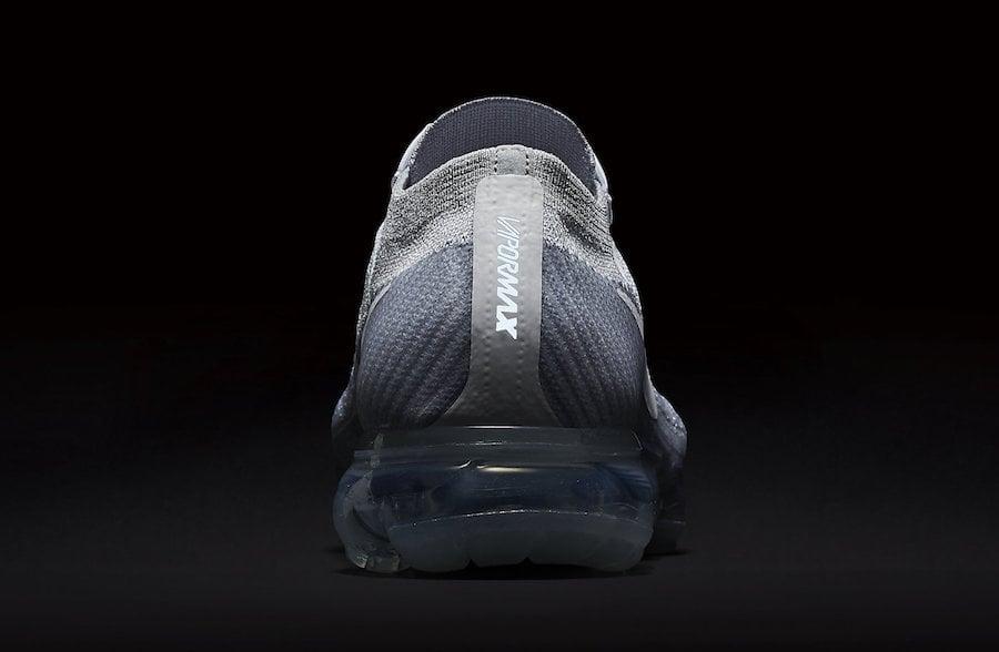 Nike VaporMax Laceless Pure Platinum Release Date