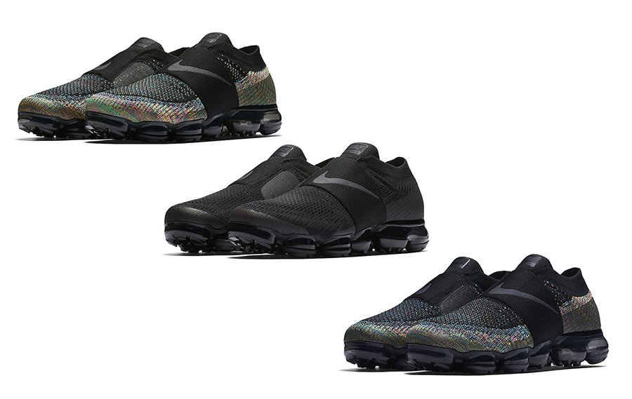 cc3f83469cb3a Nike VaporMax Moc Multicolor Triple Black