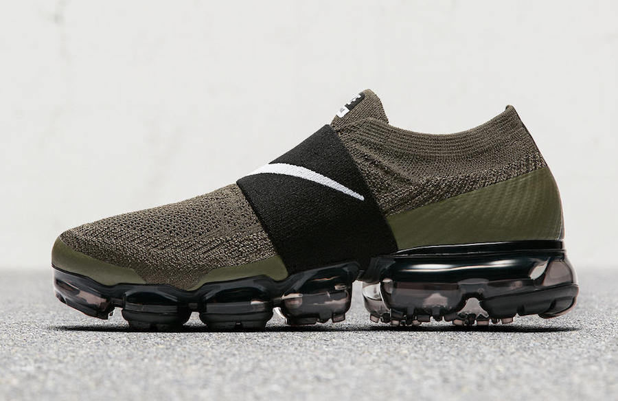 Air VaporMax Nike Cheap Nike Vapormax Moc Cargo Khaki Releases On November 16th