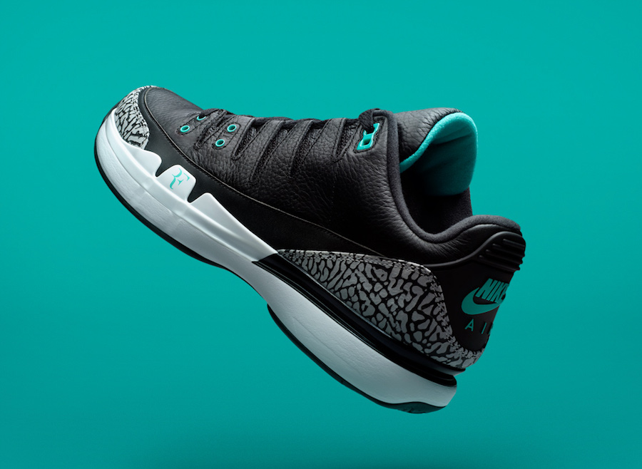 Nike Zoom Vapor Tour AJ3 atmos Release Date