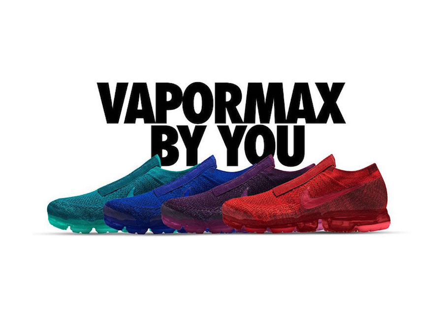 NikeID VaporMax Laceless