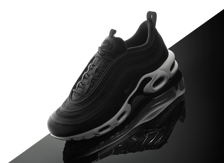 air max 97 plus nere