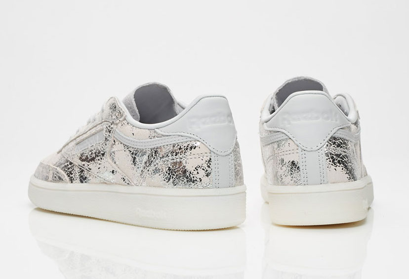 Reebok Club C Silver Metallic BS6786