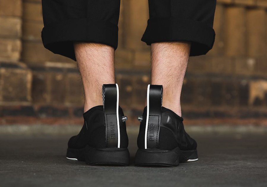 Reebok Pump Supreme Engine Triple Black