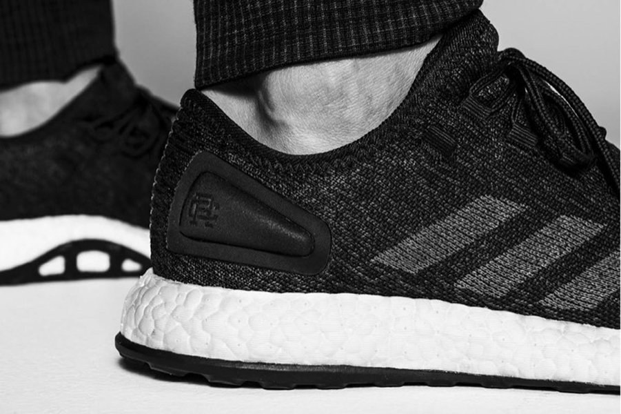Reigning Champ adidas Pure Boost Release Date