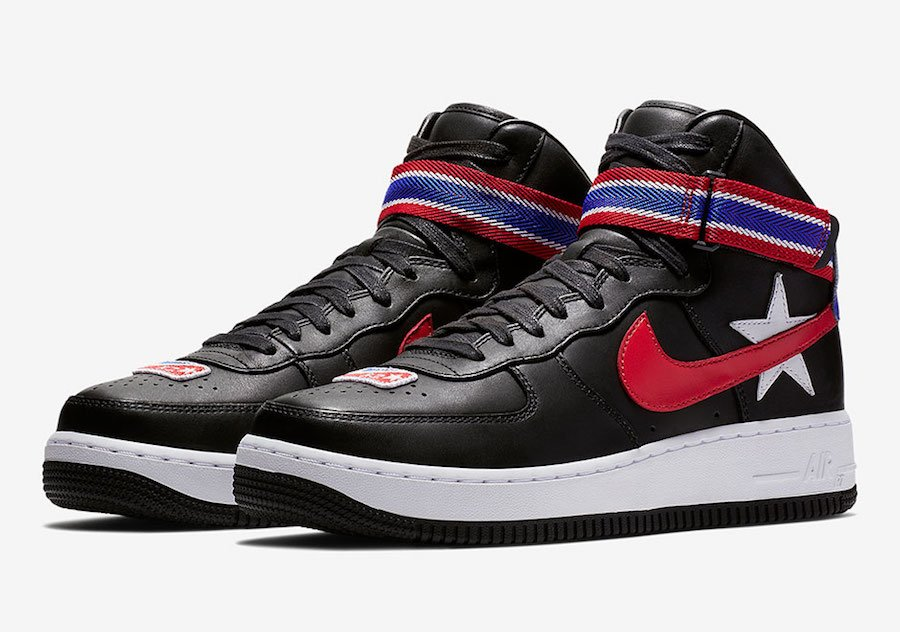 Riccardo Tisci Nike Air Force 1 High AQ3366-001