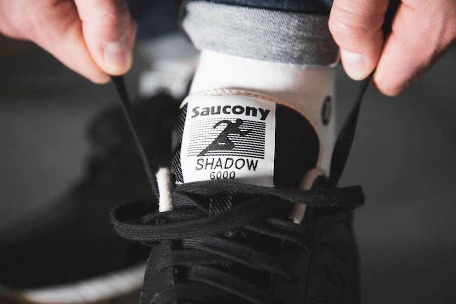 Saucony Shadow 6000 Perf Pack