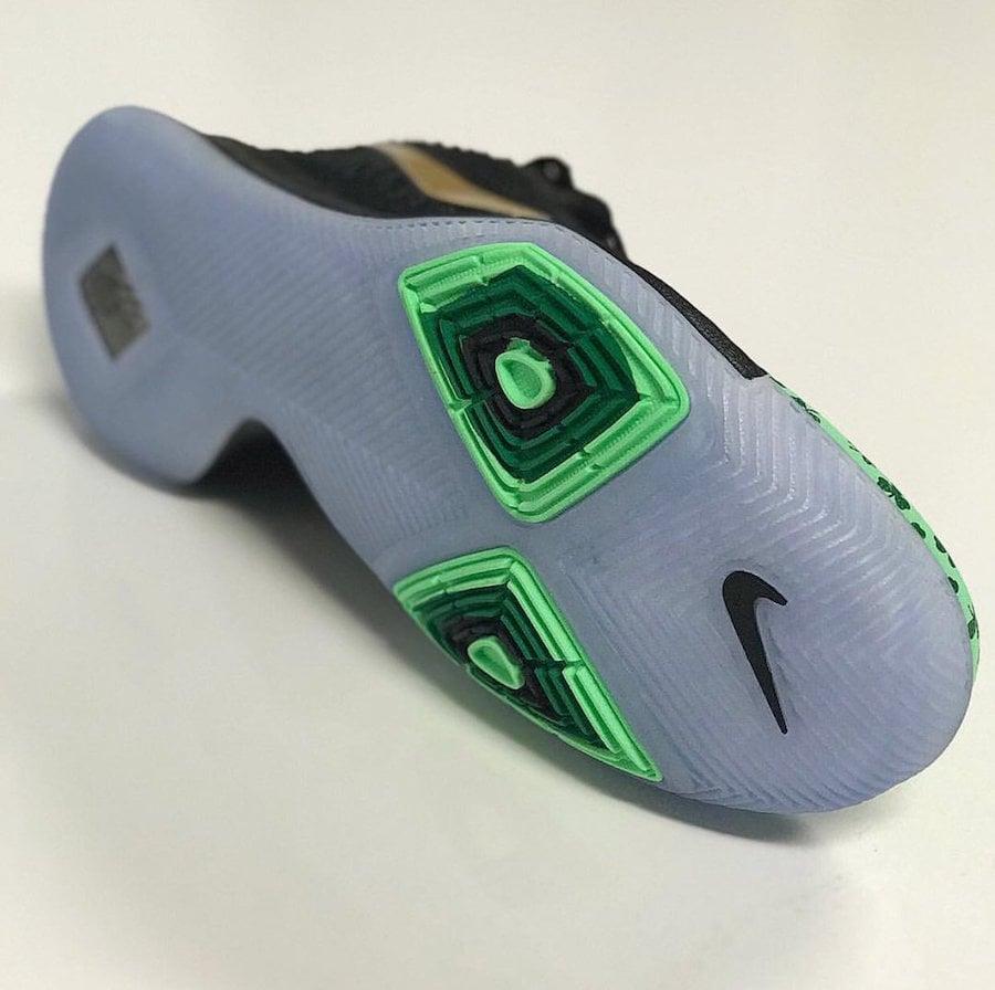9ae88b65d1b ... Shamrock Nike Kyrie 3 PE ...