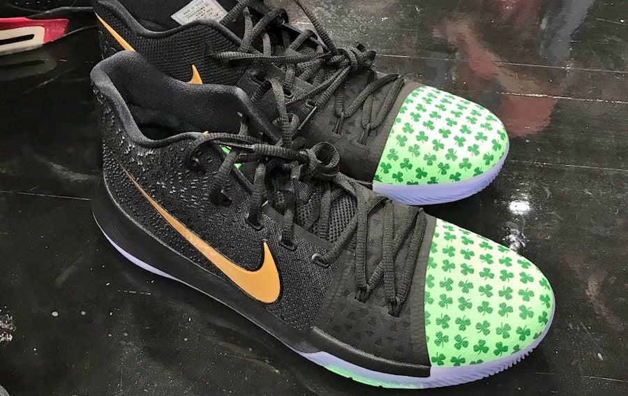Shamrock Nike Kyrie 3 PE