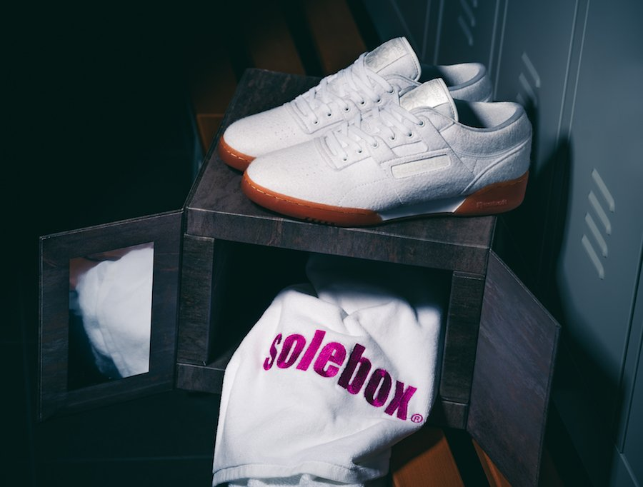 SoleBox Reebok Workout Lo Year of Fitness