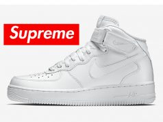 Supreme Nike Air Force 1 Mid Release Date