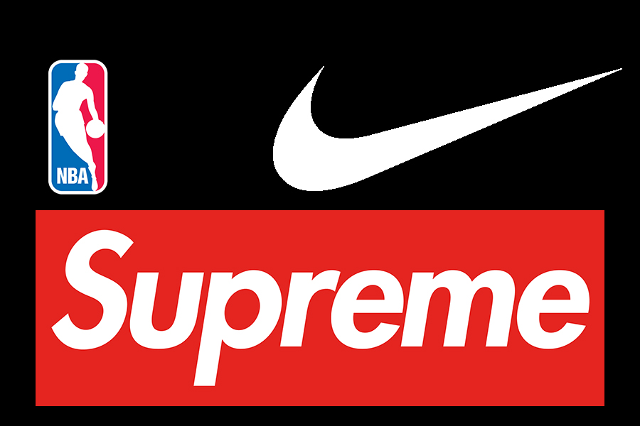 Supreme Nike NBA Jerseys